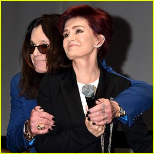 Sharon & Ozzy Osbourne Make Appearance Together After Split