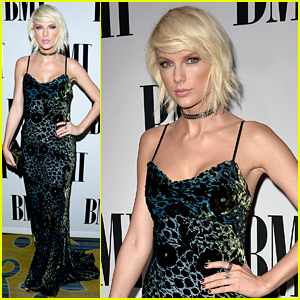 Taylor Swift Stuns at BMI Pop Awards to Accept Namesake Prize