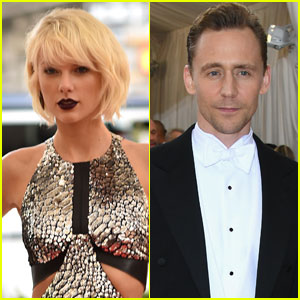 Watch Taylor Swift & Tom Hiddleston's Epic Dance Battle During Met Gala 2016!