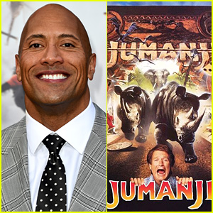 Dwayne 'The Rock' Johnson Promises Robin Williams' Character Will Be immortalized in 'Jumanji' Reboot