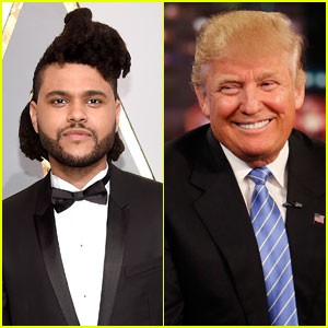 The Weeknd Cancels 'Jimmy Kimmel Live' Performance Due to Donald Trump Appearance