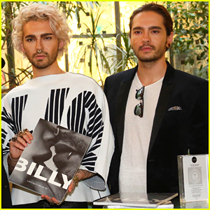 Tokio Hotel's Bill Kaulitz Brings Solo Project 'Billy' To Milan!