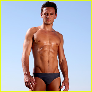 Olympic Diver Tom Daley Explains Why His Speedos Are So Tight - Watch Now!