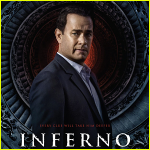 Tom Hanks Returns as Robert Langdon in 'Inferno' Movie Trailer
