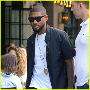 Usher to Be Featured on Discovery Channel Nature Series