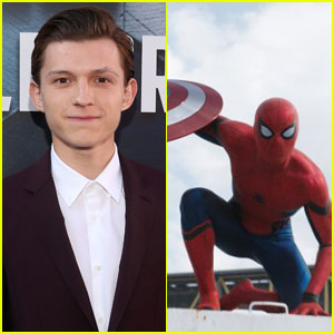 Who Plays 'Spider-Man'? Meet Captain America's Tom Holland!