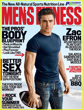 Zac Efron Says He Wants to Kick His Own Ass Sometimes