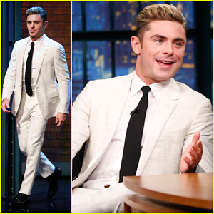 Zac Efron Reveals He Cried His Way Out Of A Ticket! (Video)