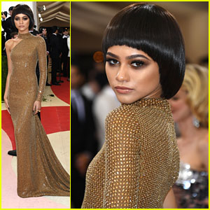 Zendaya Puts Us Under a Spell at MET Gala 2016