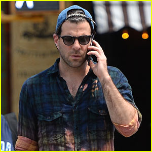 Zachary Quinto Reveals Details from the Upcoming 'Star Trek' Movie!