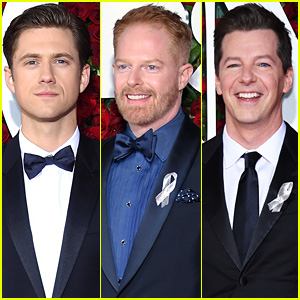 Aaron Tveit, Jesse Tyler Ferguson & More Celebrate Broadway at Tony Awards 2016