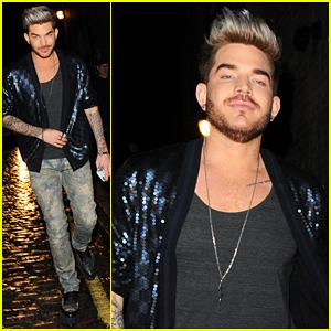 Adam Lambert & Queen Dedicate UK Festival Performance To Orlando Shooting Victims