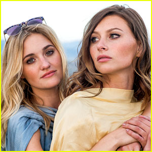 Aly & AJ Michalka Talk New Movie 'Weepah Way For Now' (Exclusive Interview)