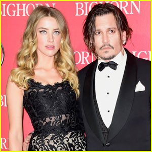 Johnny Depp 'Kicked' Amber Heard, According to Alleged Texts