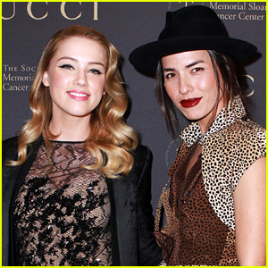 Amber Heard's Former Partner Tasya Van Ree Releases Statement About 2009 Domestic Violence Arrest