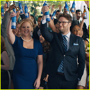 Amy Schumer U0026 Seth Rogen Celebrate Gay Marriage In Bud Light Party  Commercial