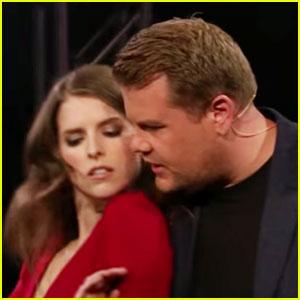 Anna Kendrick & James Corden Sing Pop Love Songs - Watch Now!