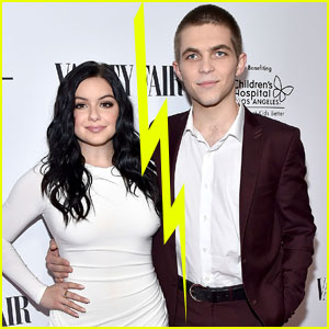 Ariel Winter & Laurent Claude Gaudette Reportedly Split