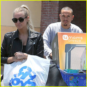 Ashlee Simpson & Evan Ross Are Recording an Album Together!