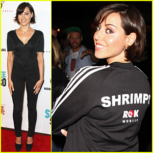 Aubrey Plaza Debuts L.A Girls Basketball Team 'The Pistols Shrimps' - Watch Trailer!