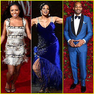 Audra McDonald & 'Shuffle Along' Cast Perform at Tony Awards 2016 (Video)