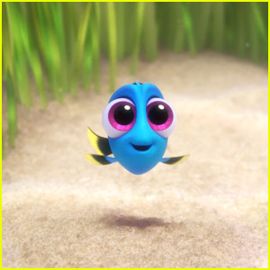 'Finding Dory' Introduces Baby Dory in Cute New Clip - Watch!