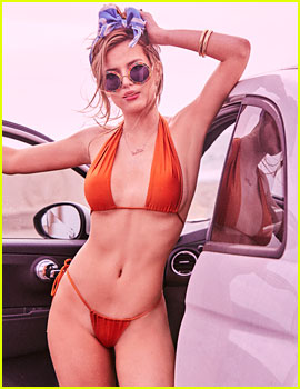 Bella Thorne Shows Off Hot Bikini Body for 'Galore' Cover Shoot!