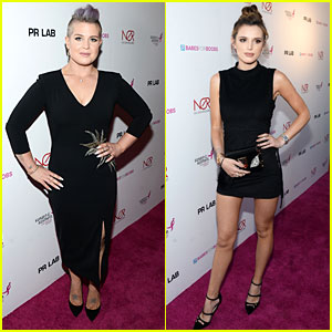 Kelly Osbourne & Bella Thorne Help Raise Money for Susan G. Komen Breast Cancer Foundation