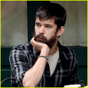 Ben Whishaw Brunches With Husband Mark Bradshaw