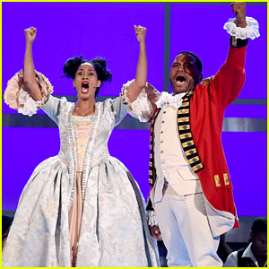 Tracee Ellis Ross & Anthony Anderson Spoof 'Hamilton' at BET Awards 2016 - Watch Now!