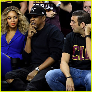Beyonce's Side-eye Recipient Reveals the True Story