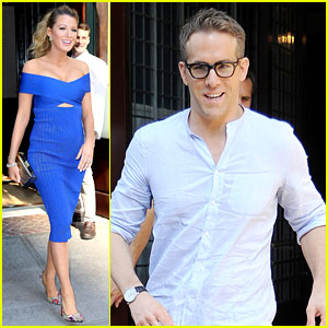 Blake Lively Says Ryan Reynolds as a Dad 'Equals Mic Drop'