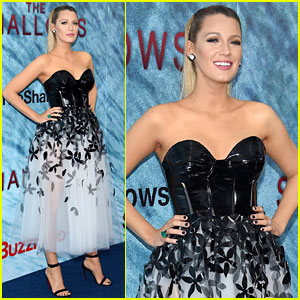 Blake Lively Stuns at 'The Shallows' New York Premiere!