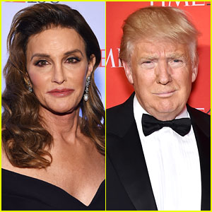 Caitlyn Jenner Praises Donald Trump as 'Very Much For Women'