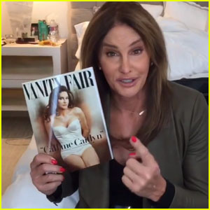 Caitlyn Jenner Celebrates One Year Since 'Vanity Fair' Cover