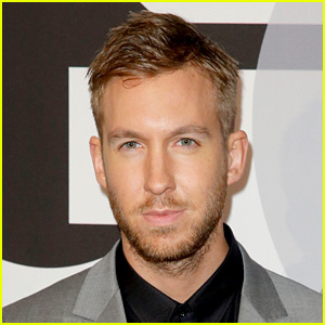 Calvin Harris Nearly Knocks Off Car Door After Paparazzi Run In