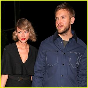 Calvin Harris Breaks Silence on Taylor Swift Split, Slams Rumors