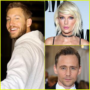 Calvin Harris Breaks Silence on Taylor Swift & Tom Hiddleston
