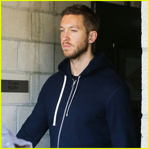 Taylor Swift Was Talking About Marrying Calvin Harris (Report)