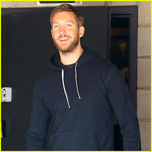 Calvin Harris Laughs Off Idea of Taking Taylor Swift Back