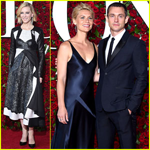 Cate Blanchett & Claire Danes Stun at Tony Awards 2016!