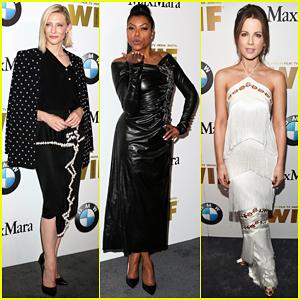 Cate Blanchett, Taraji P. Henson & Kate Beckinsale Celebrate Women In Film At Crystal + Lucy Awards 2016!