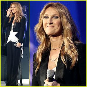 Celine Dion Kicks Off Her Nine Show Paris Residency