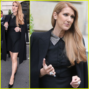 Celine Dion is Launching a Lifestyle Brand - Get the Details!
