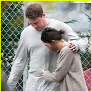Channing Tatum & Jenna Dewan Celebrate Daughter's Birthday