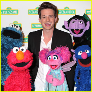 Charlie Puth Takes the Stage with Elmo at 'Sesame Street' Benefit