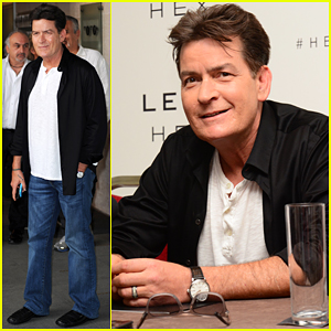 Charlie Sheen Becomes Brand Ambassador For LELO HEX Condoms!