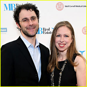 Chelsea Clinton Gives Birth to Second Child - Son Aidan!