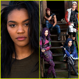 'Descendants 2' Casts China Anne McClain as Ursula's Daughter