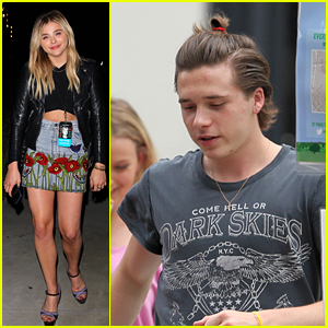 Chloe Moretz Says Brooklyn Beckham is 'Used to Powerful Women'